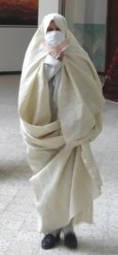 الحايك الجزائري